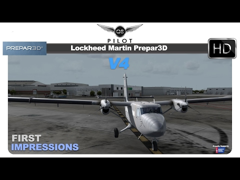 Lockheed Martin Prepar3D v4   First Impressions