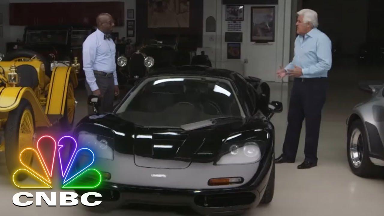 Los 3 autos más caros en el 'Jay Leno's Garage' | Garaje de Jay Leno + vídeo