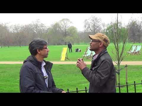 Why do you kiss the Blackstone? | Shabir Yusuf | Hydw Park