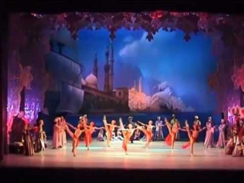 A. Adan Korsar Donetsk National Academic Opera & Ballet Theatre (UKRAINE)