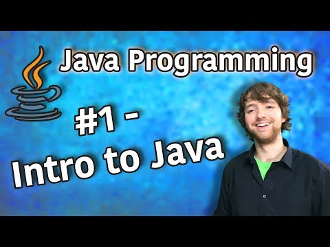 java-programming-tutorial-1---introduction-to-java