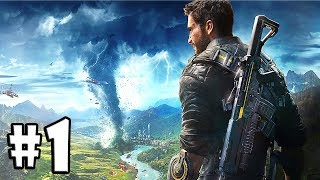 Just Cause 4 - Walkthrough - Part 1 - Operation Whiteout (PC HD) [1080p60FPS]