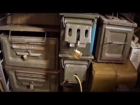 LCA #17 - Le Stockage des Munitions