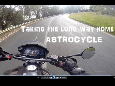 AstroCycle Motovlogger Canberra Australia
