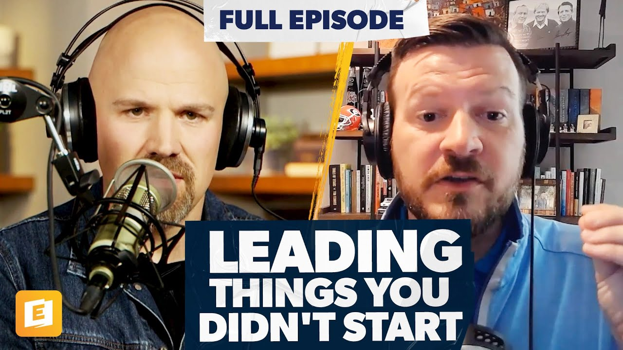 How to Lead Things You Didn't Start with Tyler Reagin