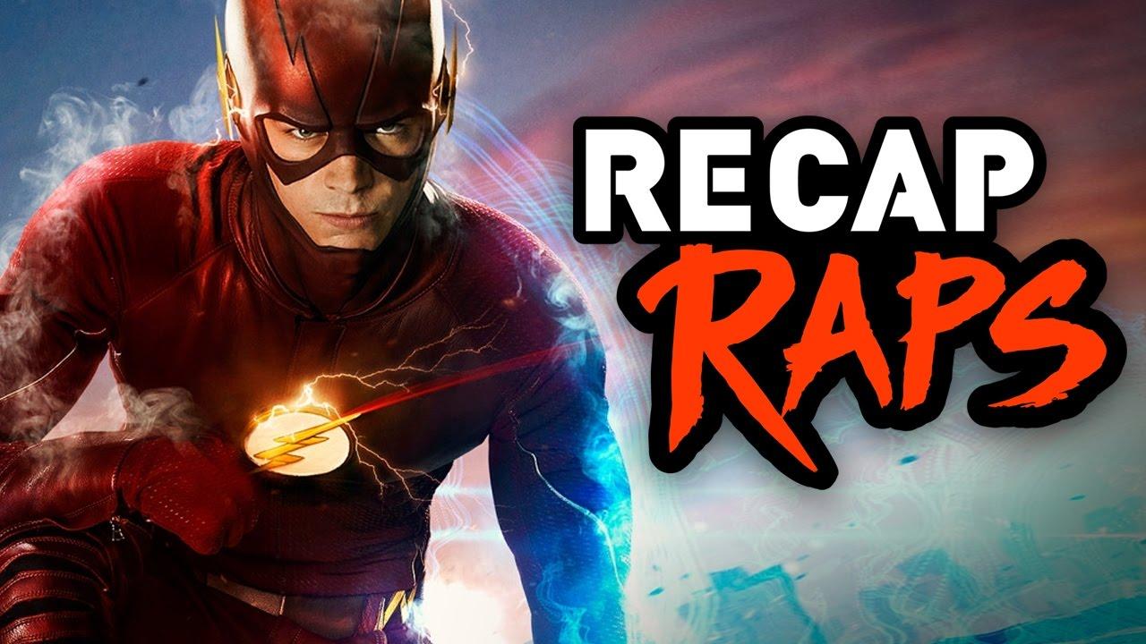 "Download ""The Flash"" Recap Rap (Seasons 1 & 2)"