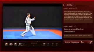 Black Belt - Jaroslaw Suska - Taekwon-do ITF patterns