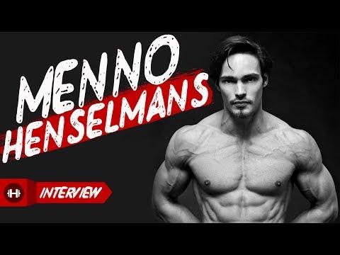 INTERVIEW EXCLUSIVE : MENNO HENSELMANS - BAYESIAN BODYBUILDING
