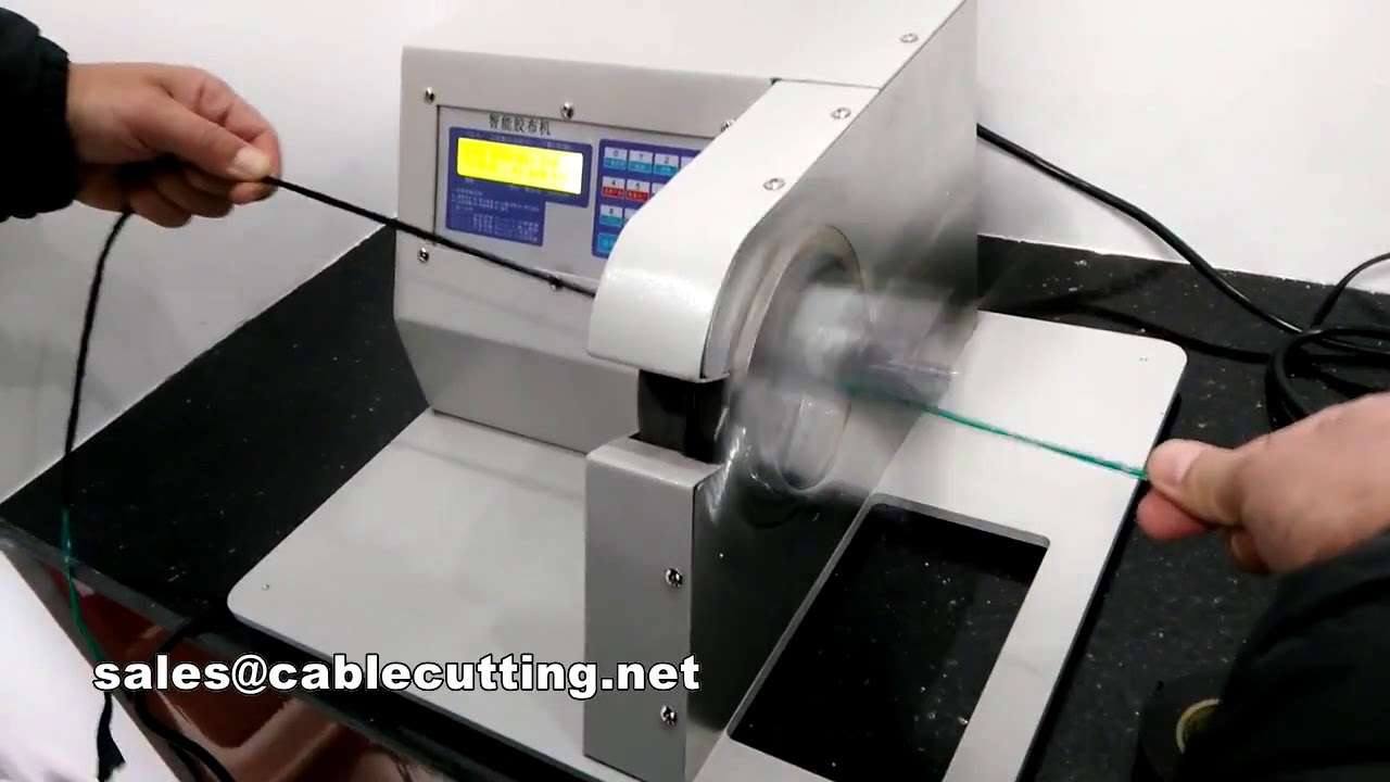 Automatic Wire Harness Tape Wrapping Winding Cable Wire Harness Taping Machine