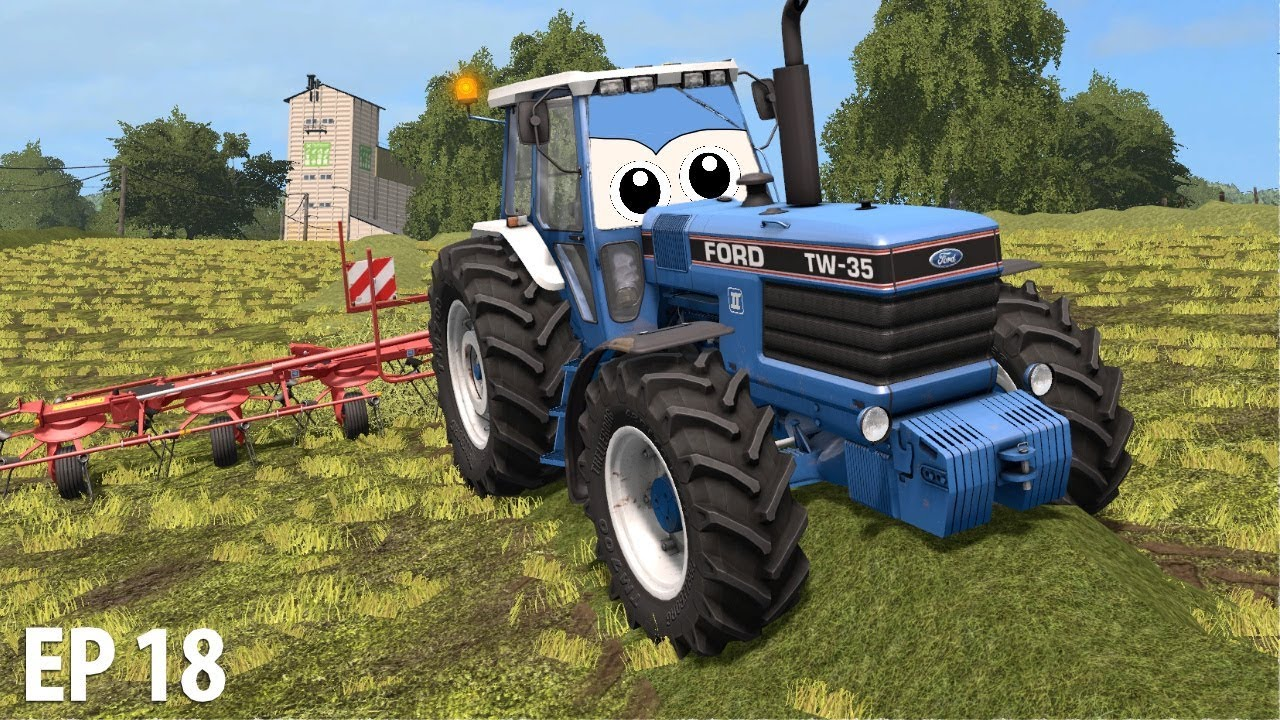 Names Of Parts Of Farm Tractors : Should tractors have names farming simulator the