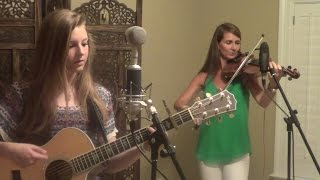 """Travelin Soldier"" Dixie Chicks - Acoustic Cover -by Caroline Dare"