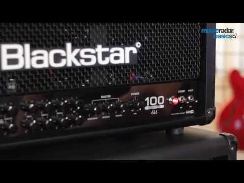 MusicRadar Basics: guitar amplifier controls explained
