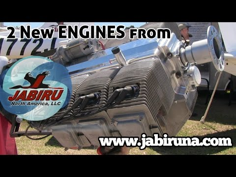 Jabiru Aircraft Engines, Jabiru North America, Jabiru 2200 Jabiru 3300 Updated  for 2017