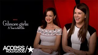 'Gilmore Girls': Alexis Bledel On Rory's Love Life – 'There Is Some Sort Of' Closure