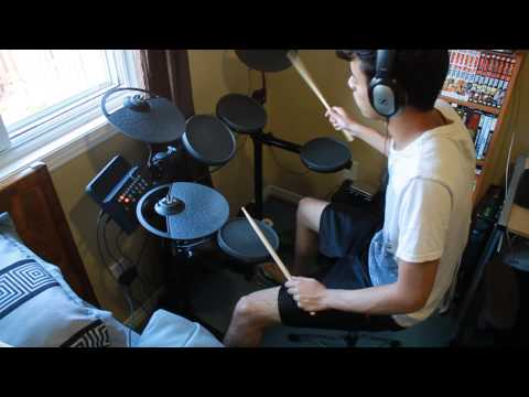The Neighbourhood - Sweater Weather - Drum cover
