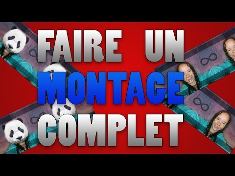 COMMENT FAIRE UN MONTAGE PHOTO (COMPLET) ? [PHOTOSHOP]
