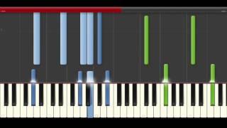 Lewis Capaldi Bruises piano midi tutorial sheet partitura cover app karaoke