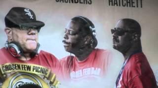 Chosen Few DJs | 25th Anniversary | House Music Picnic | Video by Konee Rok