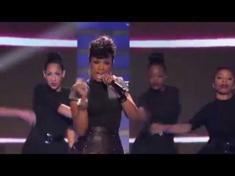 Jennifer Hudson - Think Like a Man Ft. Ne-yo AMERICAN IDOL Top 7 Result show.FLV
