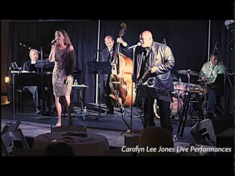 Carolyn Lee Jones Full Band Live Show Jazz and Pop