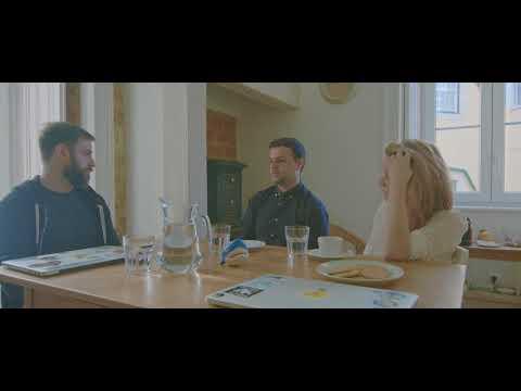 Hatch Storytellers' Series: Domingo Bruges & Sasha Dewitt, Co-Founders of Muzzley