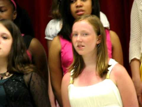 Greenville Middle School Spring Choral Concert