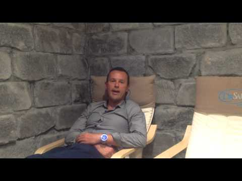 John Van Wisse Uses Dr Salt Therapy in training for Enduroman Arch to Arc