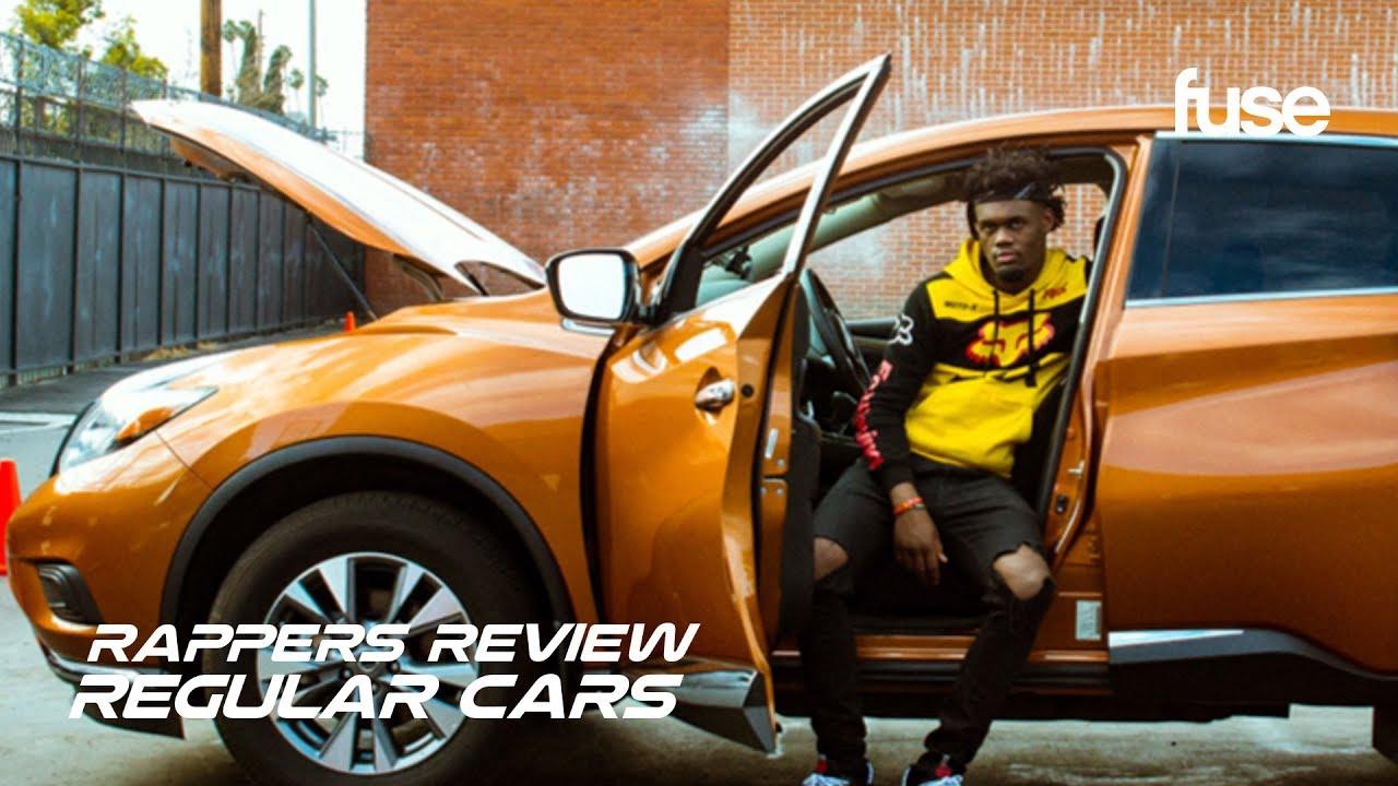 Ugly God Test Drives a 2016 Nissan Murano | RRRC