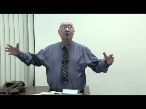 Professor Lawrence Cunningham: Vatican I
