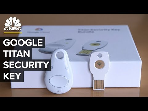 Google's Titan Security Key Explained