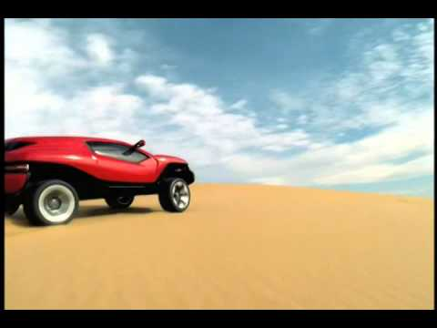 Vw Concept T Dune Buggy 2004 Youtube