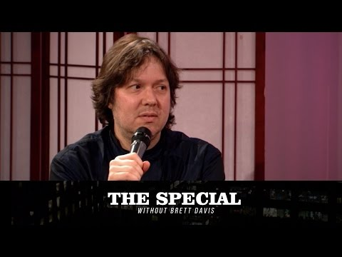 Dave Hill experiences Brett's nervous breakdown on The Special Without Brett Davis