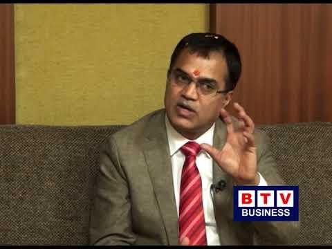 मेरो नेतृत्वमा ग्लोबल आईएमई बैंक थप विश्वसनिय बन्नेछ  जनक पौडेल BTV BFI JanaK Sharma Poudyal