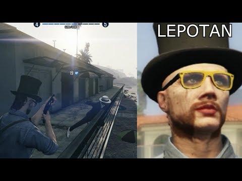 NOOB IGRA DEATHMATCH! Grand Theft Auto V