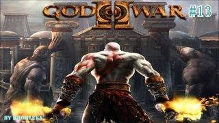 God Of War 2 Прохождение-часть 13:Ты заблуждаешься,Персей!!!