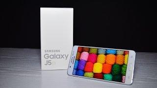 Обзор Samsung Galaxy J5 (2016) SM-J510H