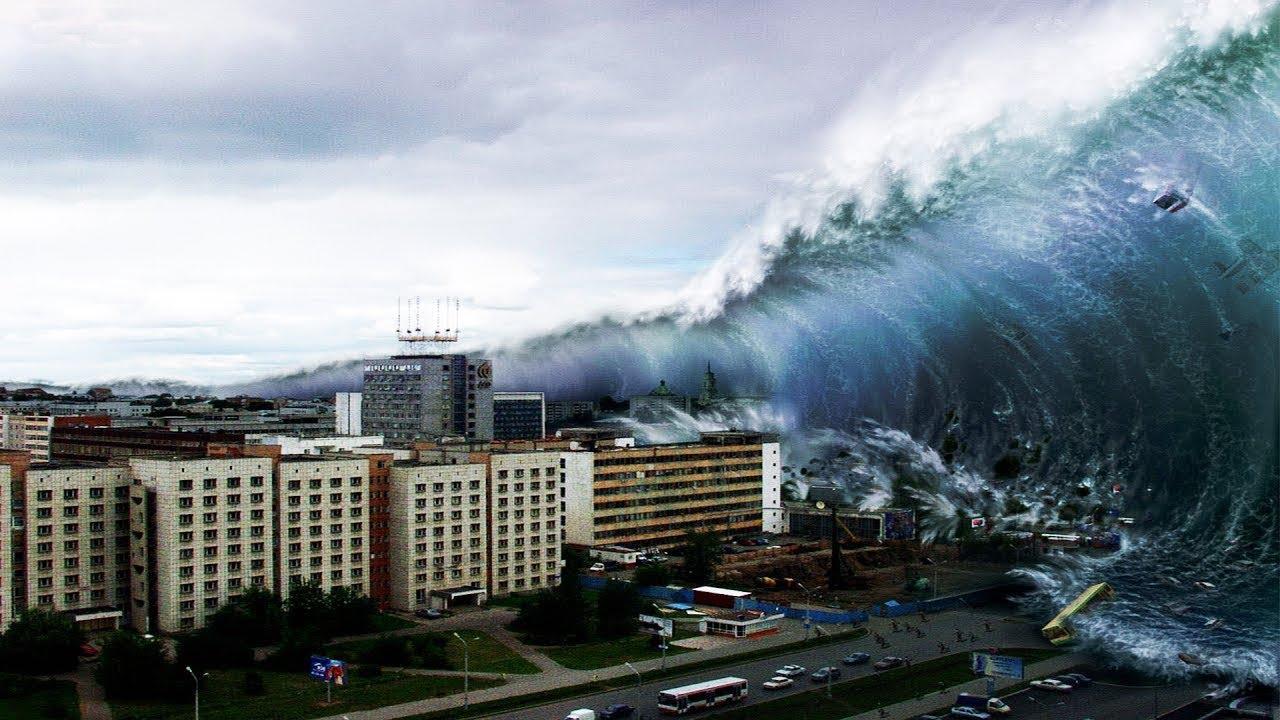 Top 5 cele mai mari valuri din istorie, MEGATSUNAMI