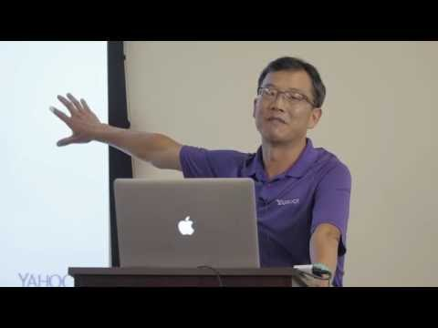 Scalable Machine Learning at Yahoo, Andy Feng 20150928