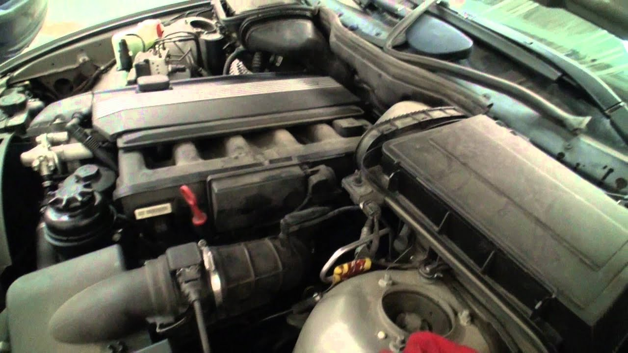 Is A Bmw A Foreign Car >> BMW 2003 525i Misfire Codes - YouTube