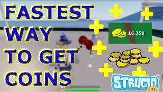 FASTEST WAY TO GET COIN IN STRUCID (ROBLOX FORTNITE)