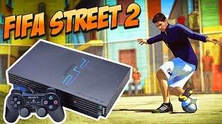 UM DOS JOGOS MAIS LEGAIS DO PS2 - FIFA STREET 2