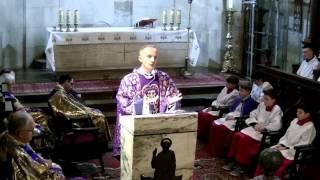 Misje parafialne - Limanowa 2016 - Niedziela, kazanie ogólne