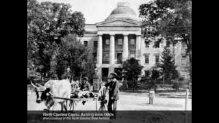 Raleigh Retold: North Carolina Capitol Building