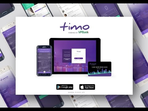 Cách gửi/nạp tiền vào tài khoản Timo & quản lý số dư.