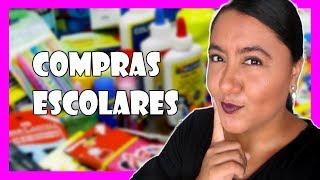 COMPRAS PARA EL REGRESO A CLASE/ LOS ROLES DE EDY