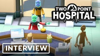 Two-Point Hospital Makes Life Threatening Illnesses FUN Again - Gamescom 2019