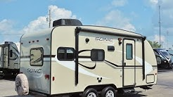 Excellent Little 21' 2014 Venture Sonic 170VRD 2,995 Lbs. Couples Camper!!