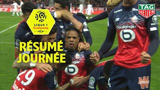 Résumé 28ème journée - Ligue 1 Conforama/2019-20