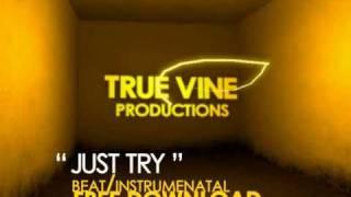 Just Try - Christian Hip Hop | Rap Instrumental | Beat - True Vine Productions