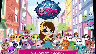 Littlest Pet Shop Your World Hasbro Inc  Casual Android Video Gameplay